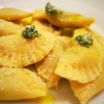 Spinat-Ricotta-Ravioli - Dein Rezept auf Rezept-Buch.de