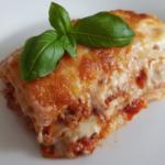 Lasagne - Dein Rezept auf Rezept-Buch.de