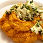 Püree aus Süßkartoffeln und Möhren - Dein Rezept auf Rezept-Buch.de