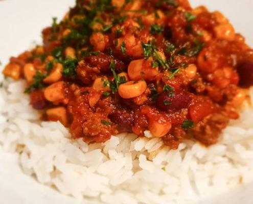 Chili Con Carne - Dein Rezept auf Rezept-Buch.de