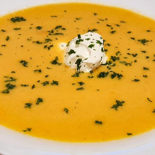 Möhren-Ingwer-Suppe - Dein Rezept auf Rezept-Buch.de