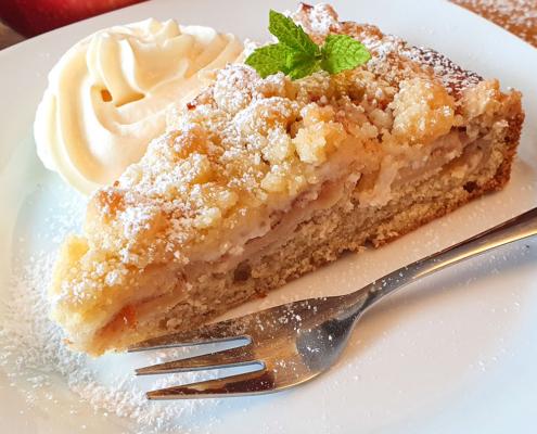 Apfel-Streusel-Kuchen - Dein Rezept auf Rezept-Buch.de