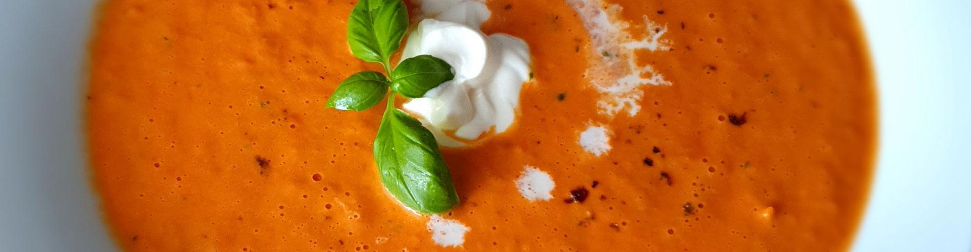 Rezept für Deine Tomatensuppe - Rezept-Buch.de