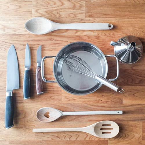 Unsere Küchen-Utensilien - Rezept-Buch.de