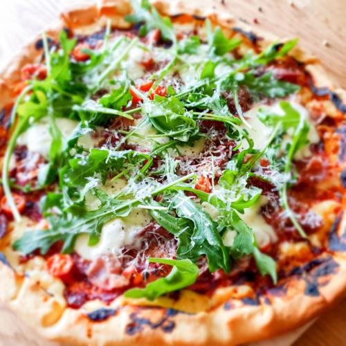 Pizza Parma - Dein Rezept auf Rezept-Buch.de